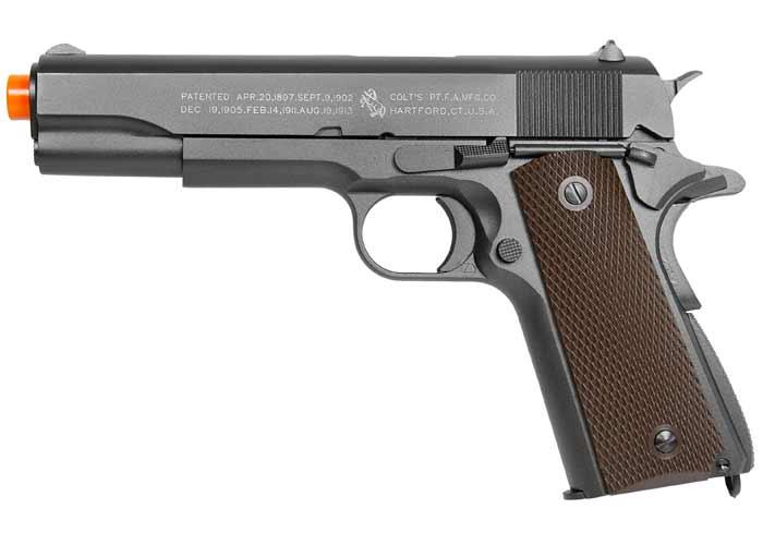 Colt 1911 GBB Airsoft Pistol