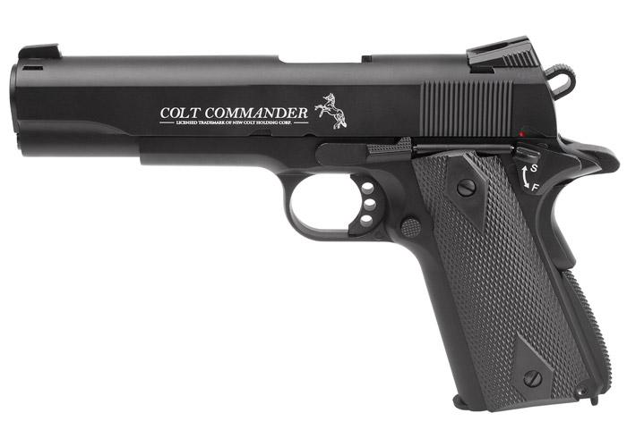 Colt Commander BB Pistol