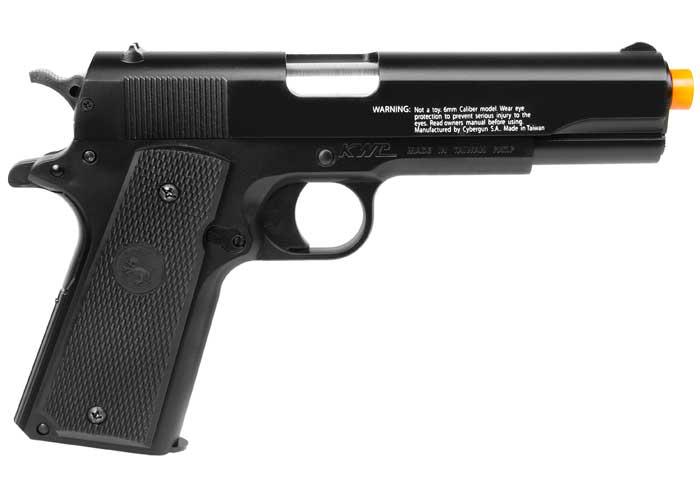 Colt M1911A1 Airsoft Pistol, Black