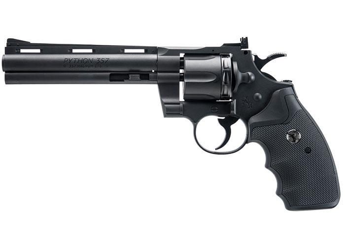 Colt Python BB Revolver, Polymer
