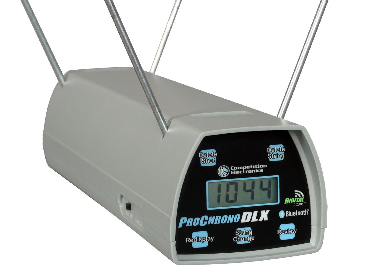 Competition Electronics PROCHRONO DLX Chronographe-avec connexion Bluetooth!
