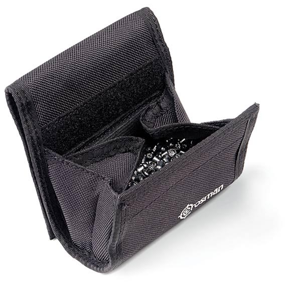 Crosman Airgun Ammo Belt Pouch, Holds 500 Pellets