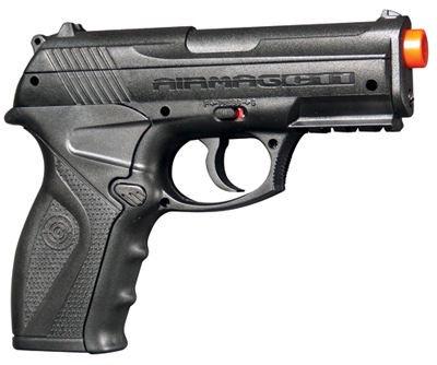Crosman Airsoft Air Mag C11 Pistol Black- Co2 Powered