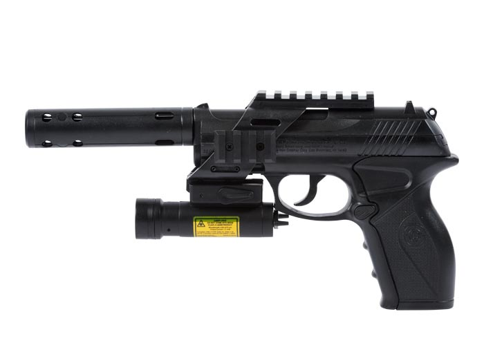 Crosman C11 Tactical BB Pistol Kit