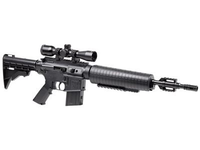 Crosman M4-177 Scope Combo