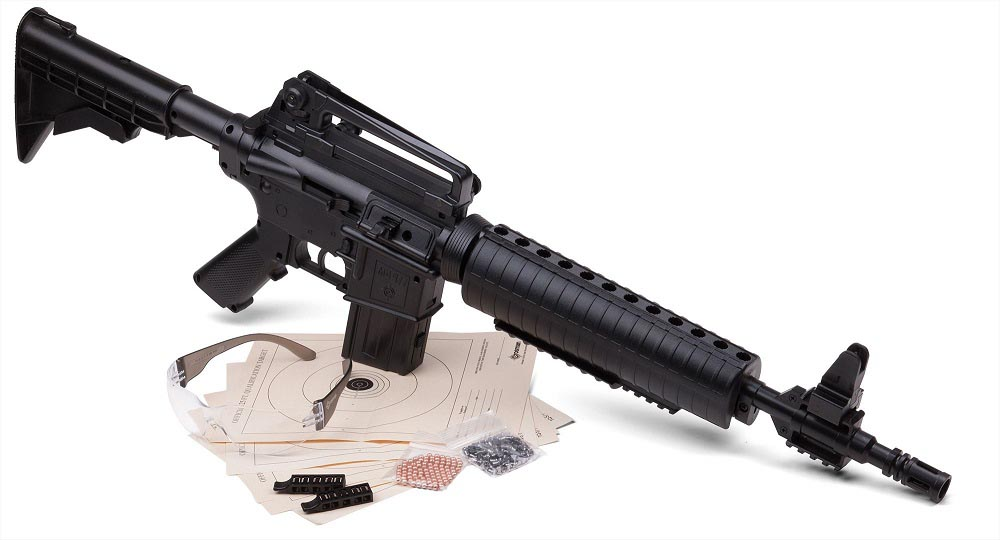 Crosman M4-177 Tactical Pump