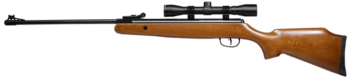 Crosman Optimus Scope Combo