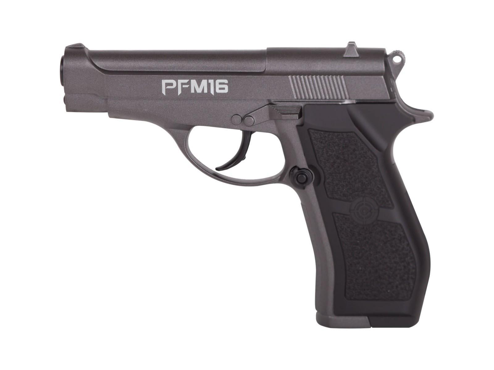 Crosman PFM16 BB Pistol, Full Metal