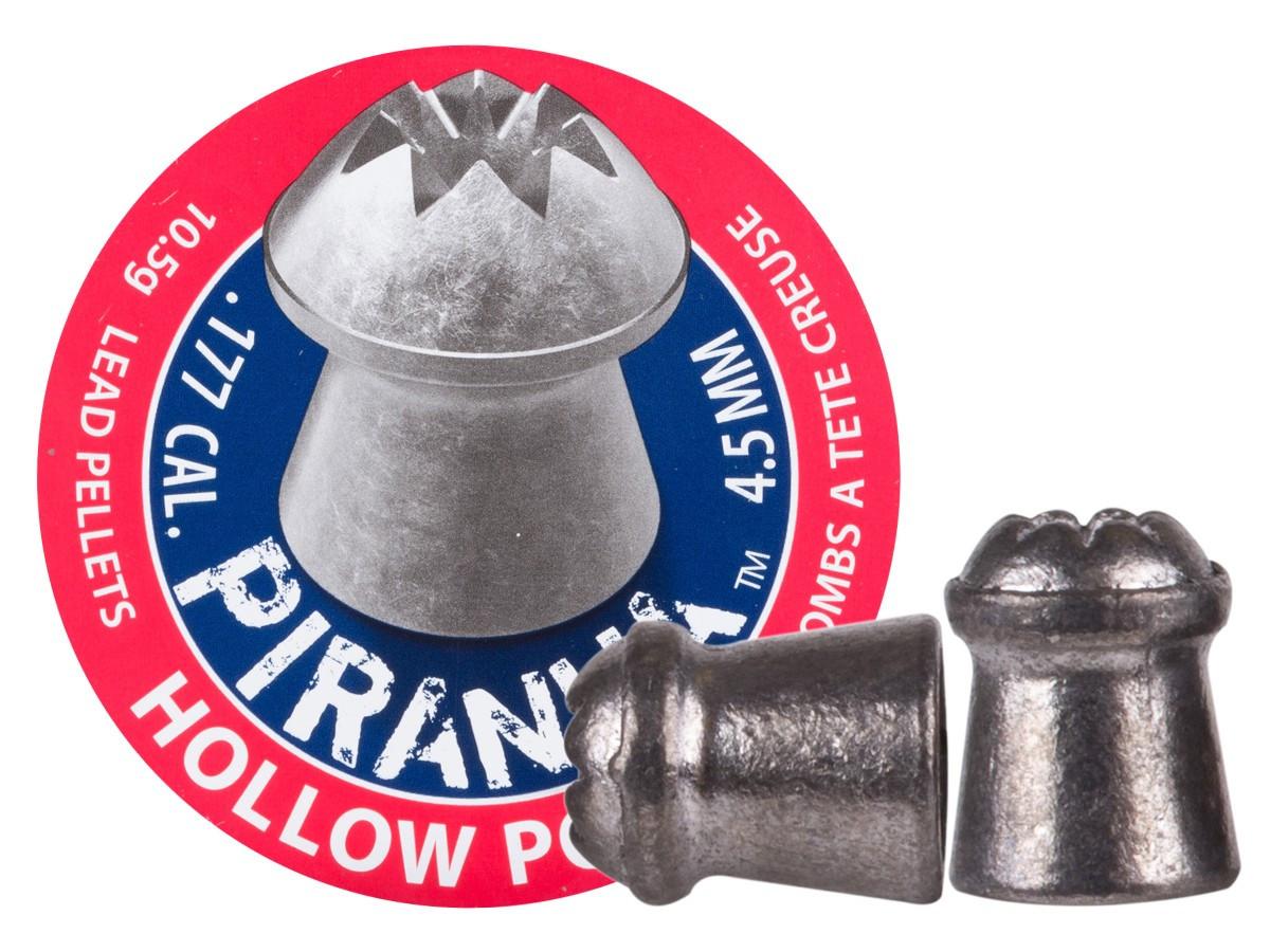 Crosman Premier Piranha .177 Cal, 10.5 gr - 400 ct