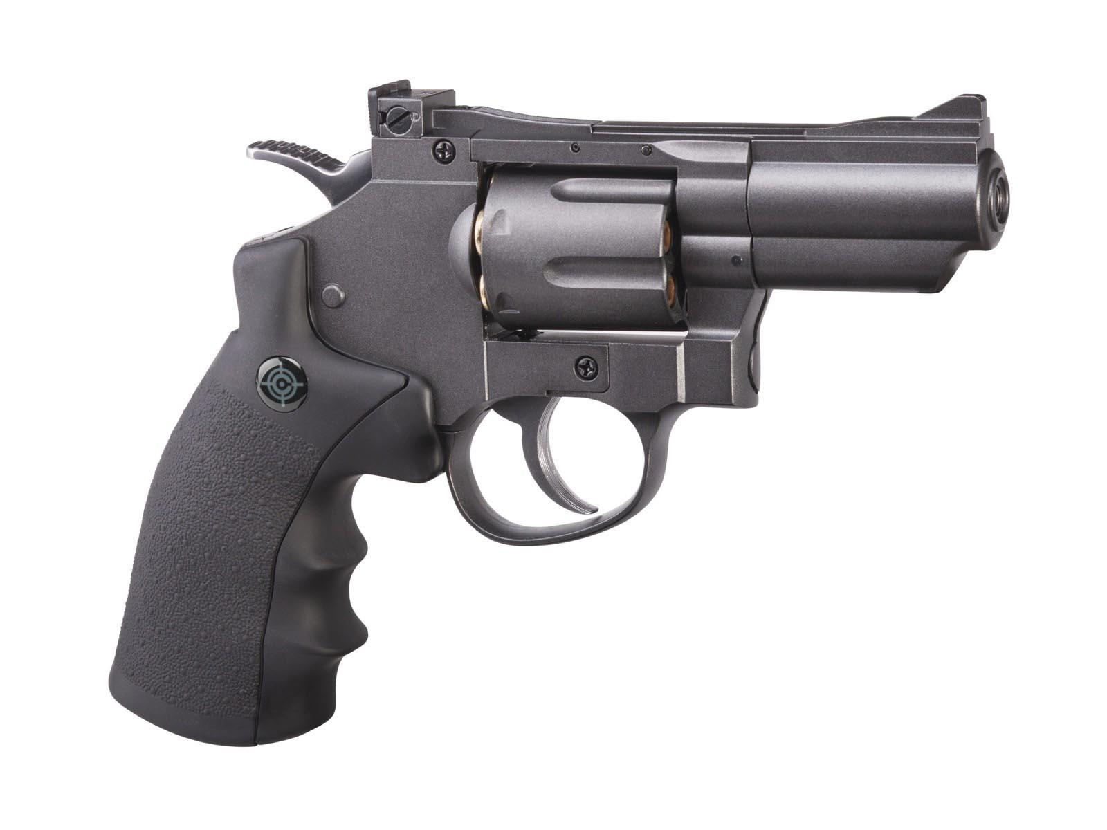 Crosman SNR357 Dual Ammo Revolver