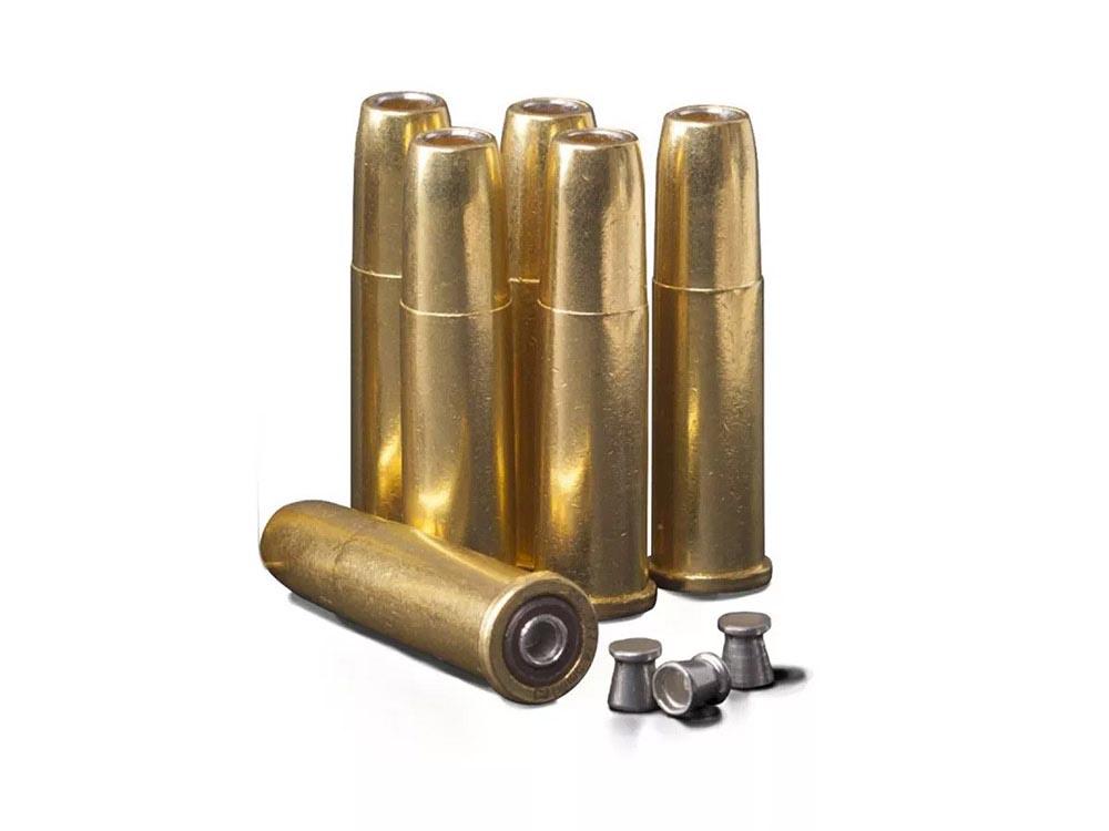 Crosman SNR357 Pellet Revolver Shells