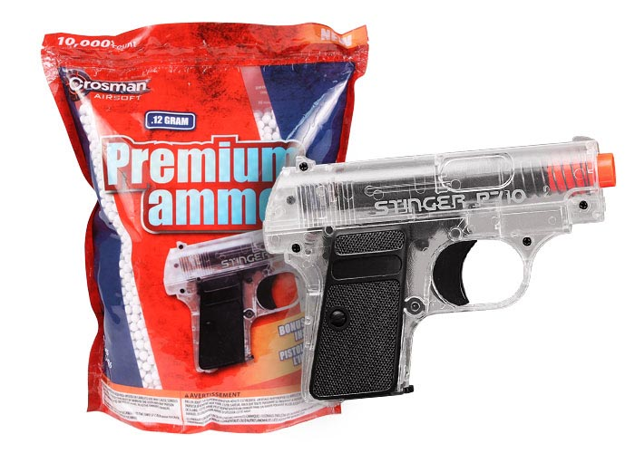 Crosman Stinger P710 Airsoft Pistol