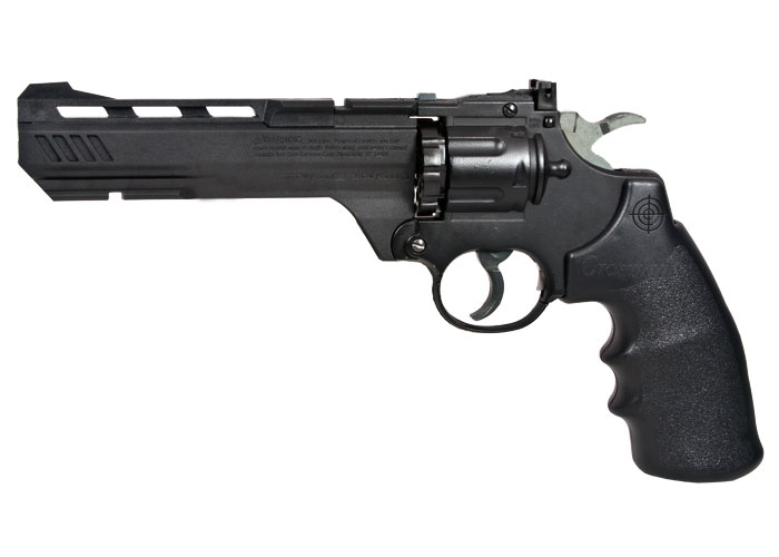Crosman Vigilante BB & Pellet Revolver