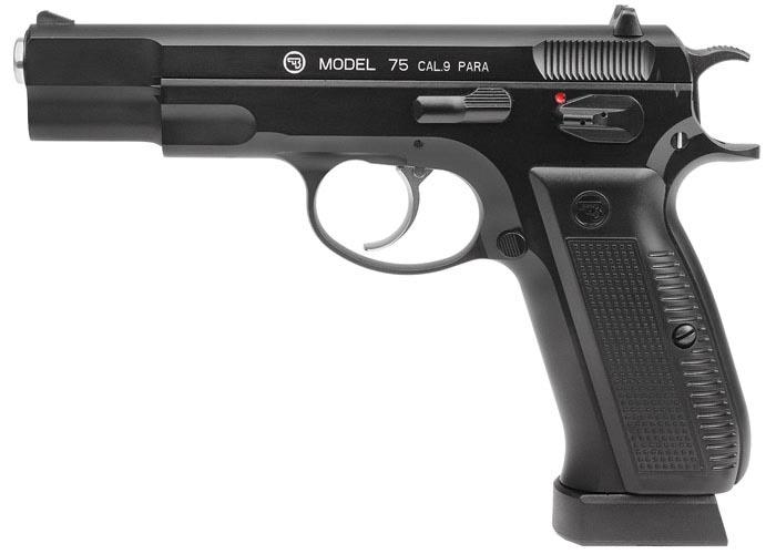 CZ 75 BB Pistol