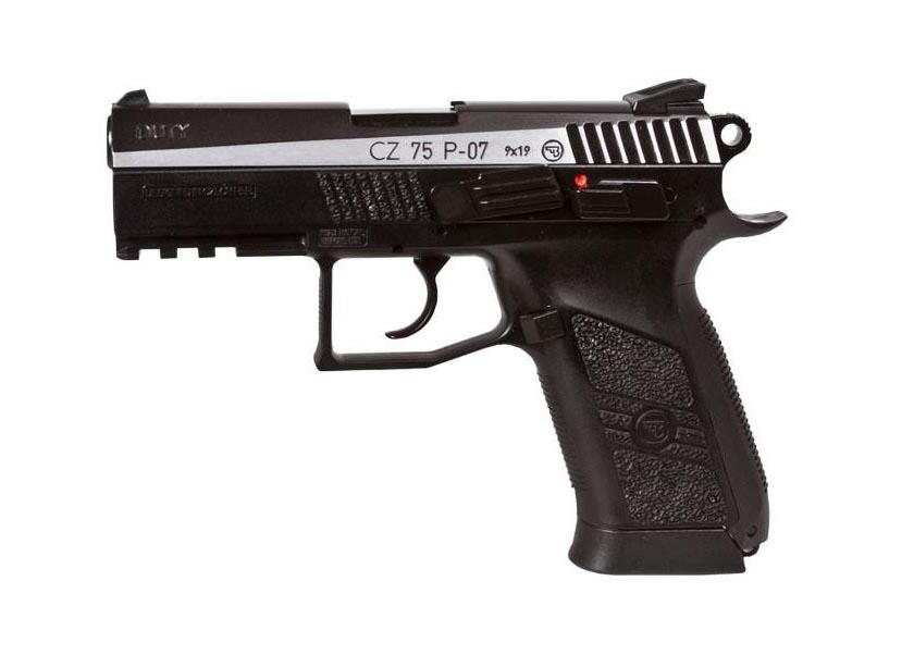 CZ 75 P-07 DUTY BB Pistol