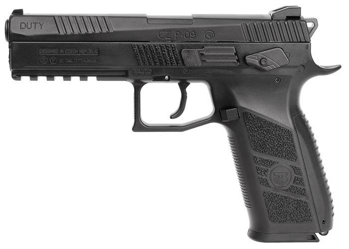 CZ P-09 Duty BB Pistol