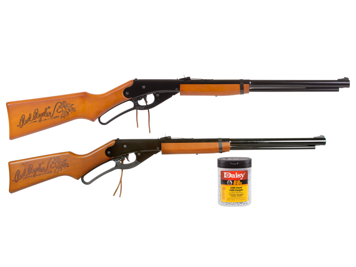 Daisy Adult Red Ryder, Family Combo