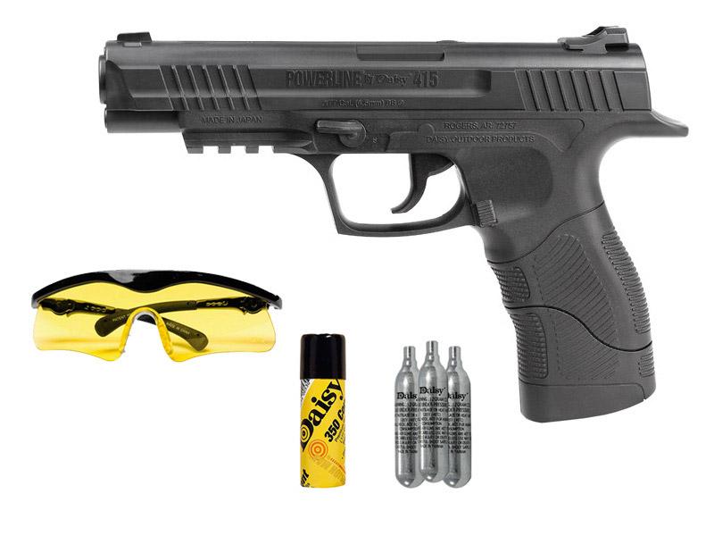 Daisy Powerline 415 BB Pistol Kit
