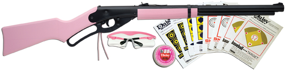 Daisy Red Ryder Fun Kit, Pink