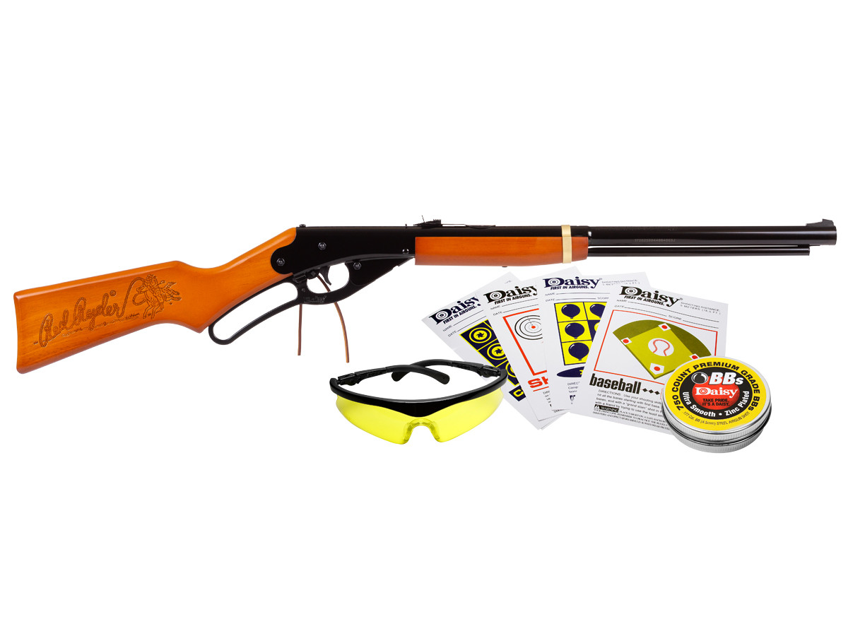 Daisy Red Ryder 1938 BB Gun Fun Kit