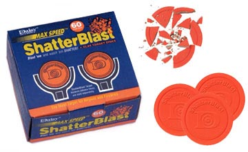Daisy ShatterBlast Targets, 60 ct