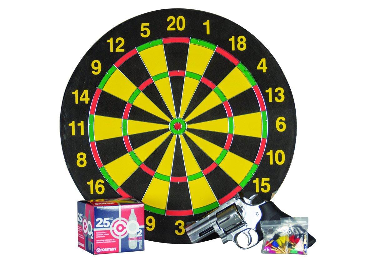 "Dan Wesson 715 2.5"", Essentials Darts Combo"