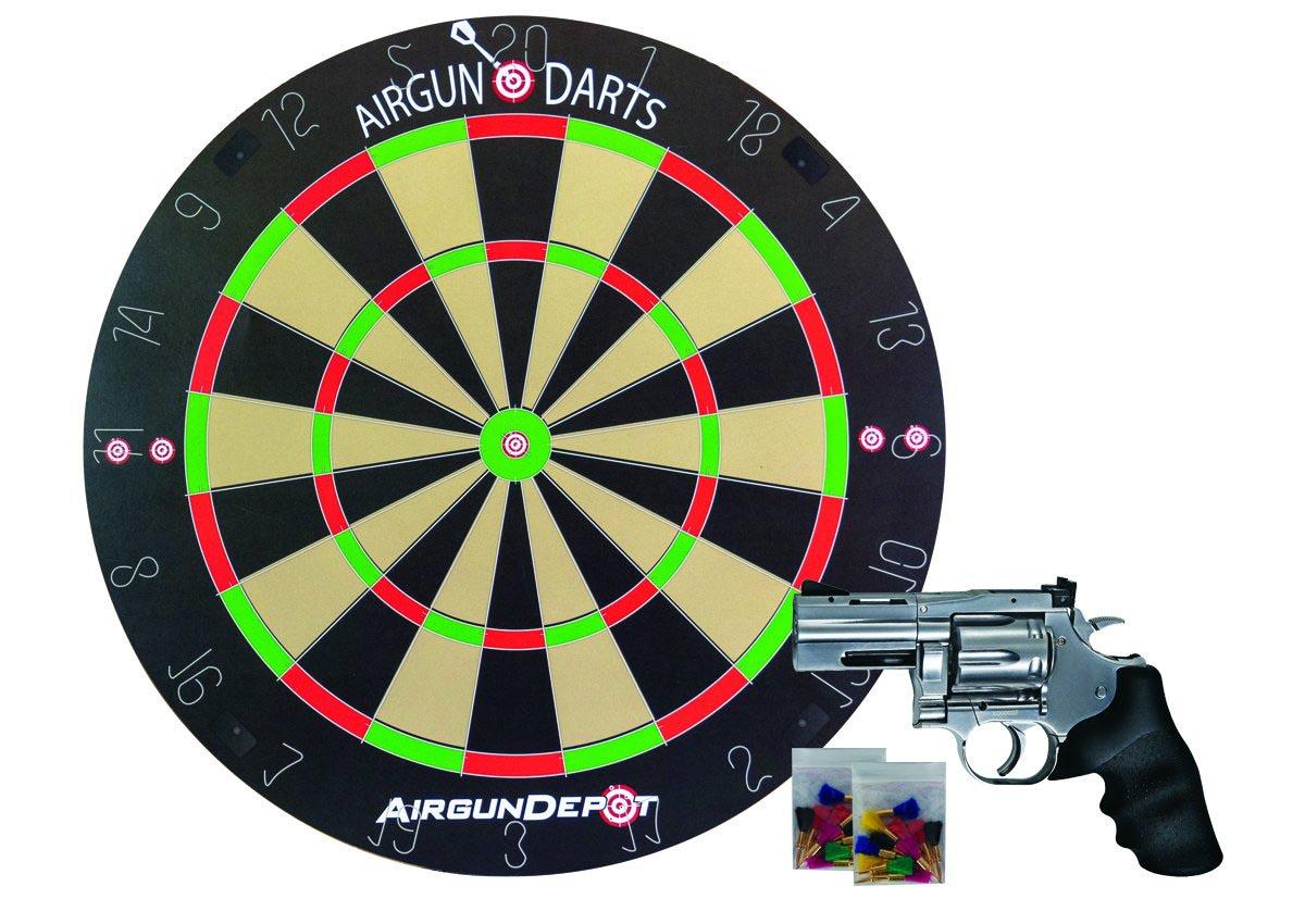"Dan Wesson 715 2.5"", Starter Darts Combo"