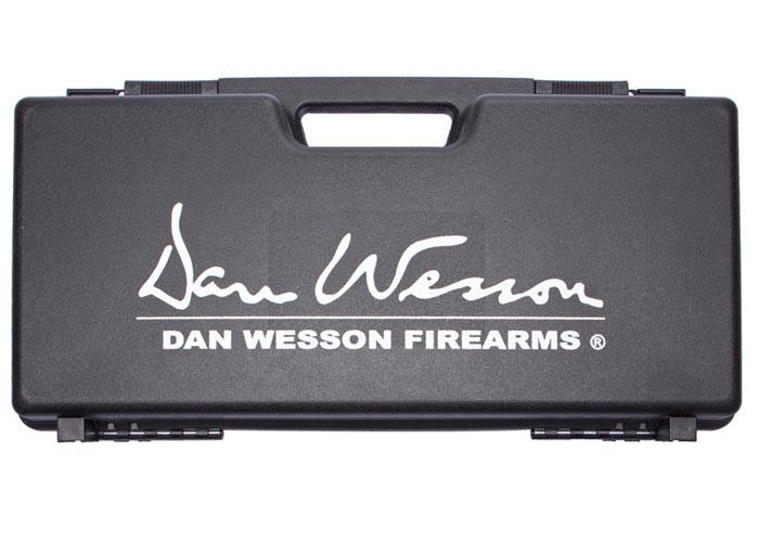 Dan Wesson ASG Revolver Case