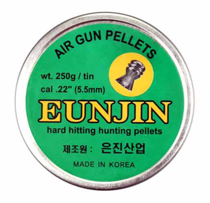 Eun Jin Domed .22 Cal, 28.4 gr - 125 ct