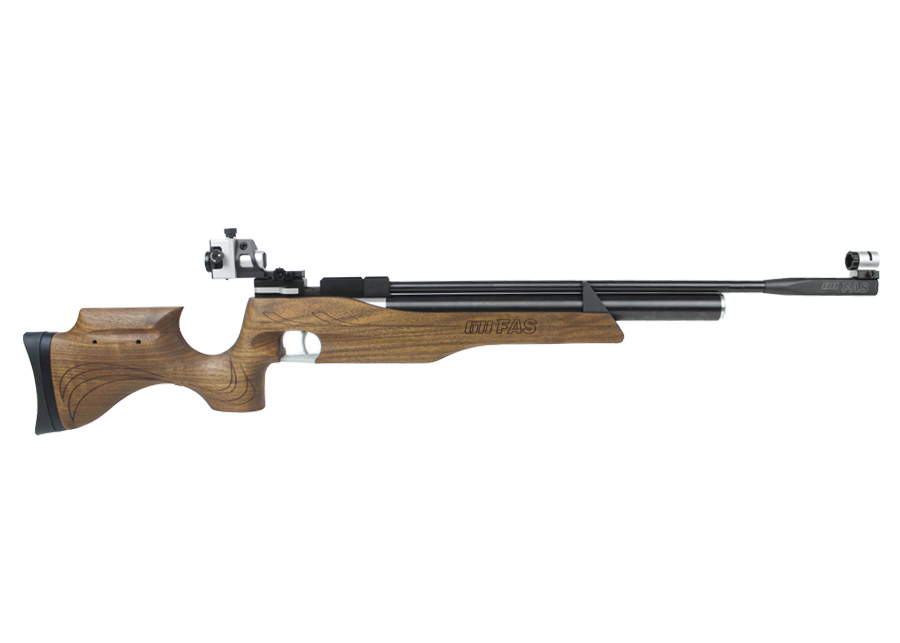 FAS AR611 Sporter, 10m Rifle Precision Diopter Combo