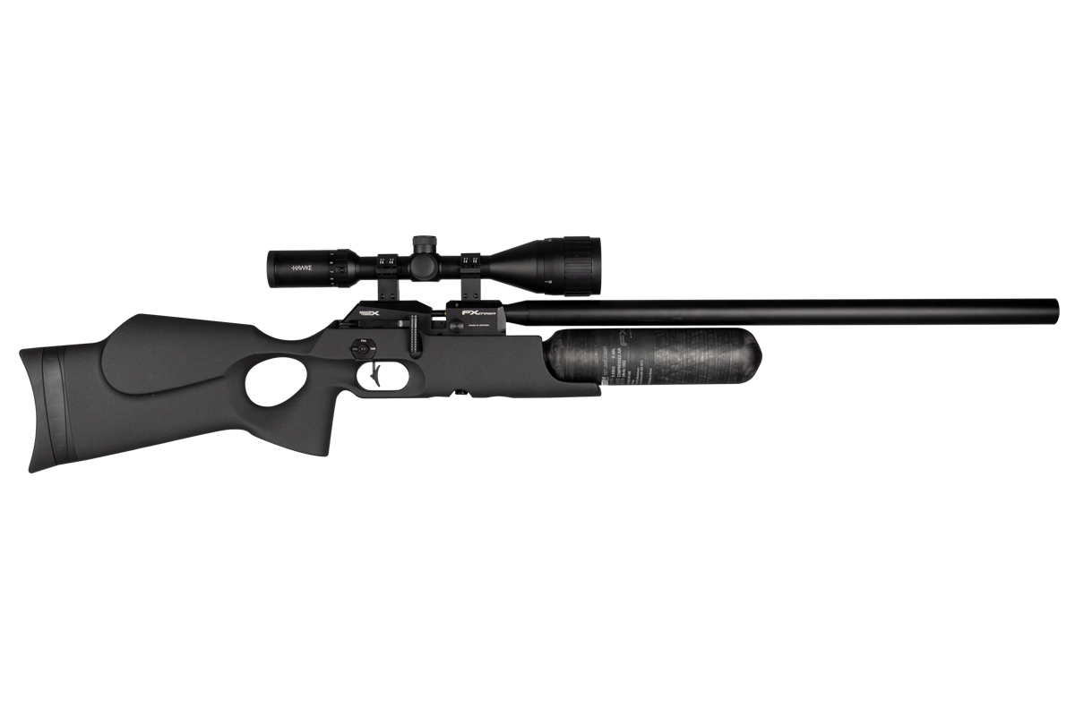 FX Crown, Synthetic, Hawke Scope Combo