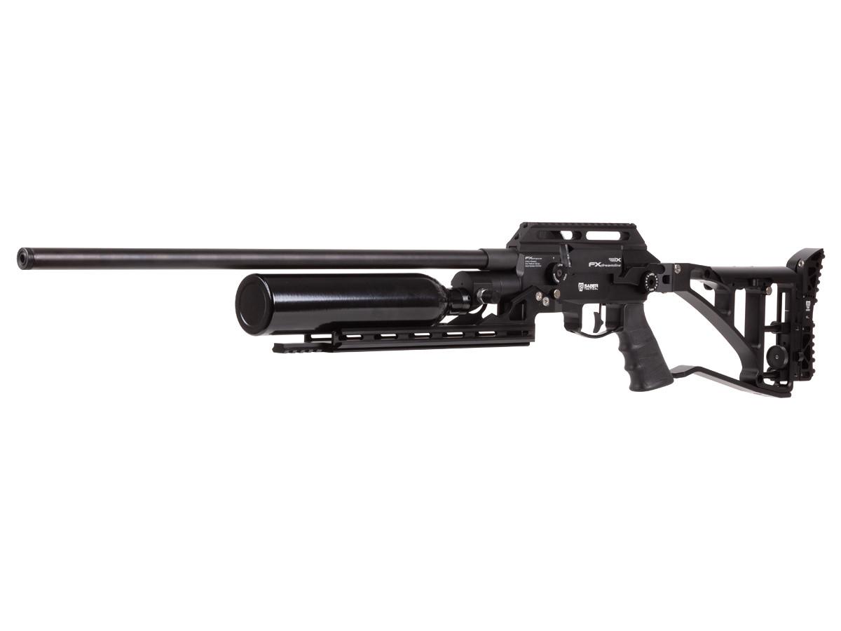 FX Dream-Base Aluminum Bottle, Saber Tactical Chassis, 600mm Barrel, .30