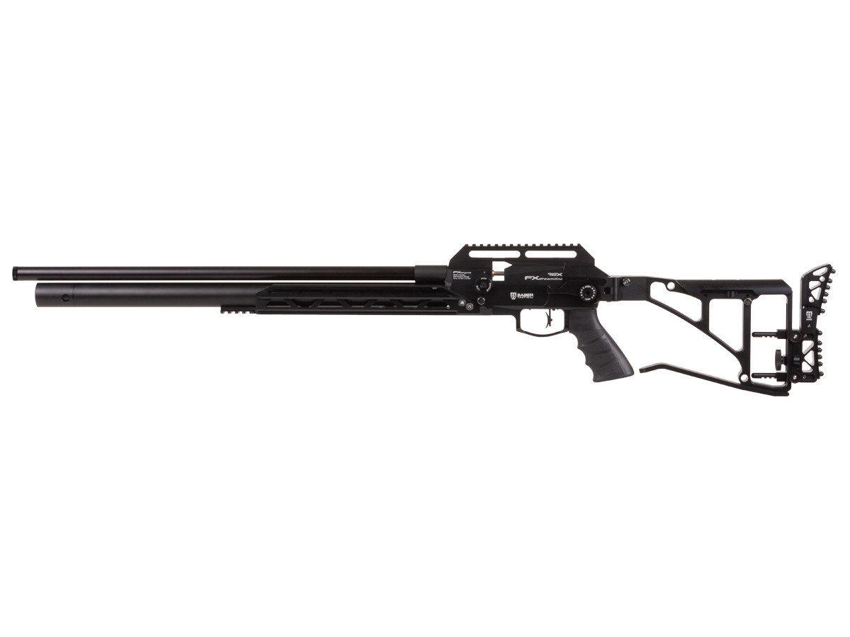 FX Dream-Base, Saber Tactical Chassis, 500mm Barrel, .22