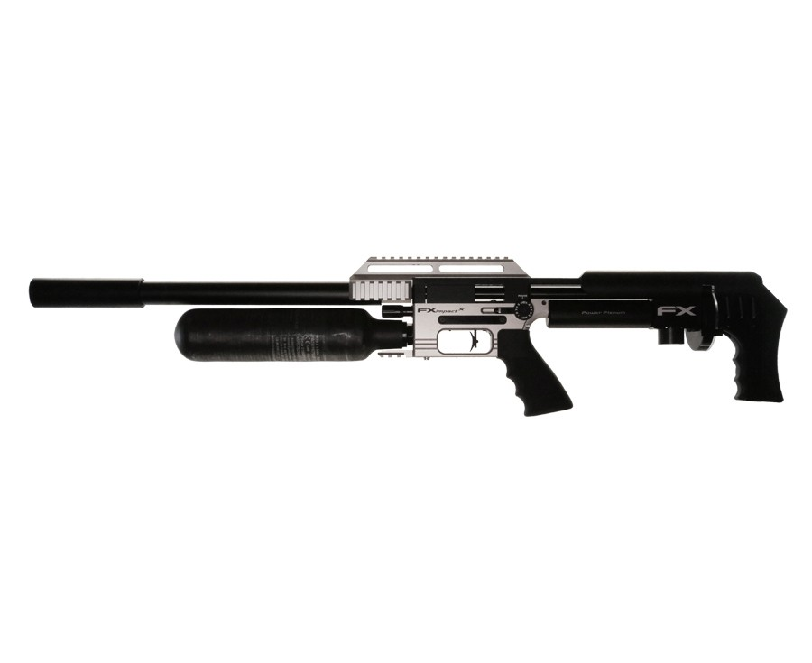 FX Impact X MKII, 500mm, Silver