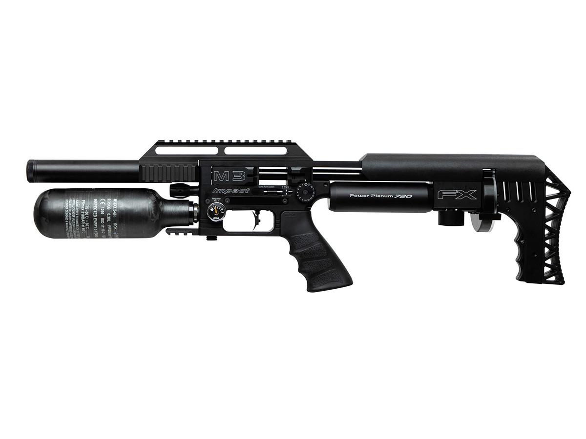 FX Impact M3 Compact, Black