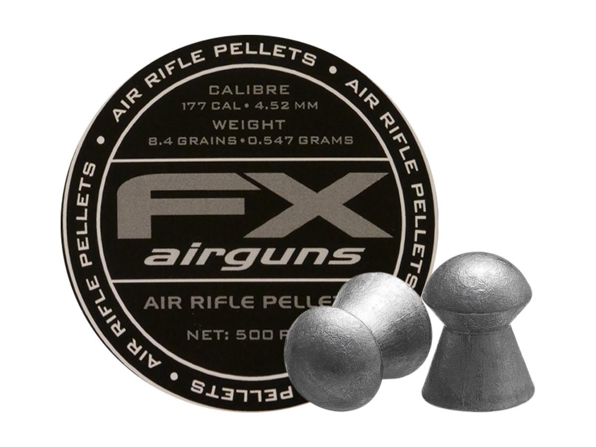 FX Airguns .177 Cal, 8.4 g - 500 ct