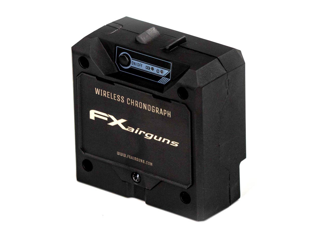 FX Radar Pocket Wireless Chronograph