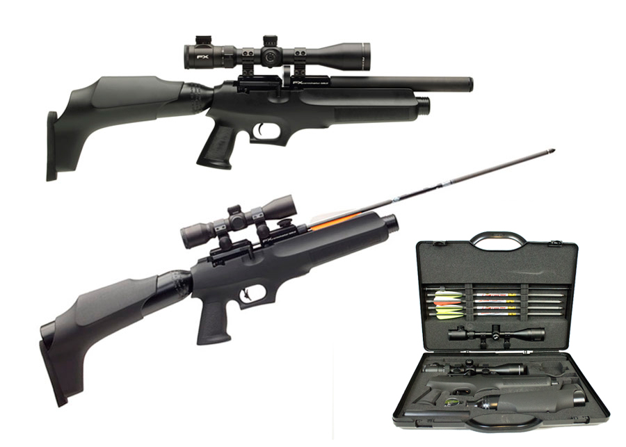 Refurbished FX Verminator Extreme, .22 cal