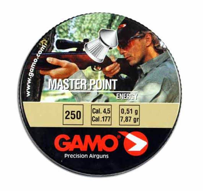 Gamo Master Point .177 Cal, 7.87 gr - 250 ct