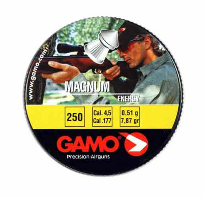 Gamo Magnum .177 Cal, 7.87 gr - 250 ct
