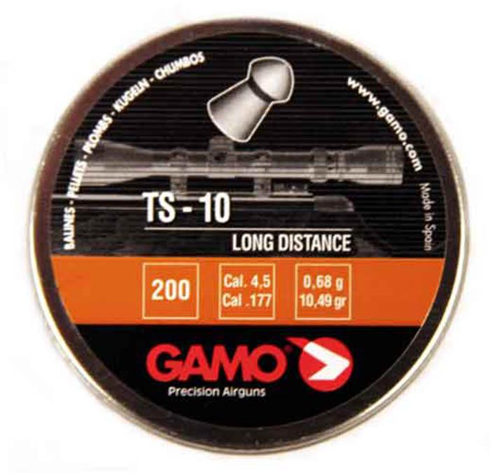 Gamo TS-10 .177 Cal, 10.49 gr - 200 ct
