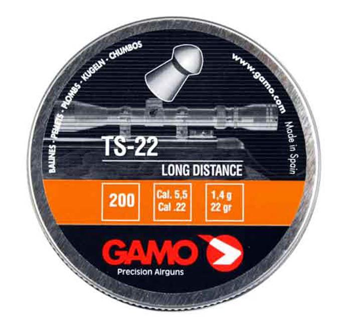Gamo TS-22 .22 Cal, 22 gr - 200 ct