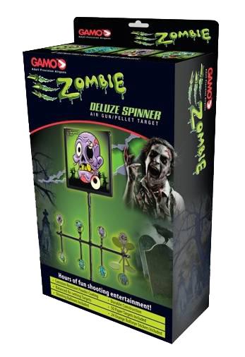 Gamo Zombie Spinner Deluxe Target