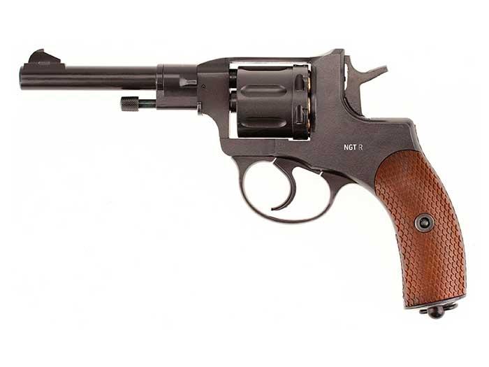 Gletcher NGT Pellet Revolver