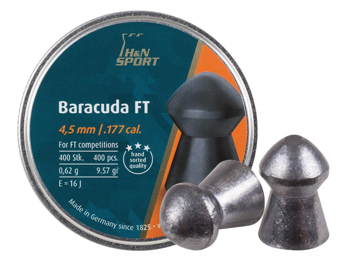 H&N Baracuda FT .177 Cal, 9.57 gr -  400ct