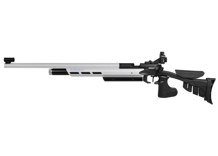 Hammerli AR20, Silver