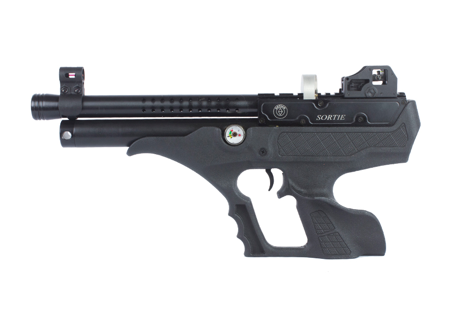 Hatsan Sortie Semi-Auto PCP Pistol