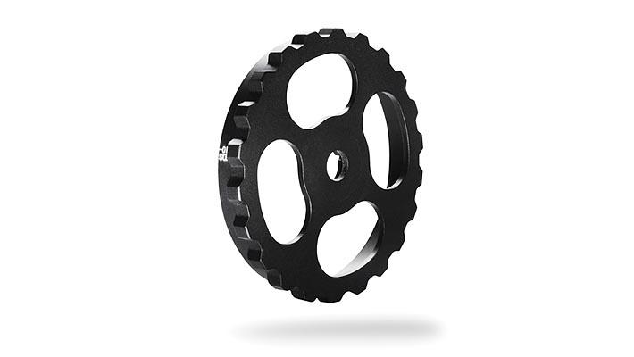 Hawke Side Wheel, Large