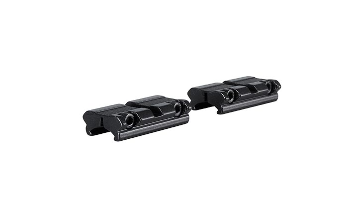 "Hawke 2-Pc Adapter, Dovetail to Weaver Rail, 3"" Long"