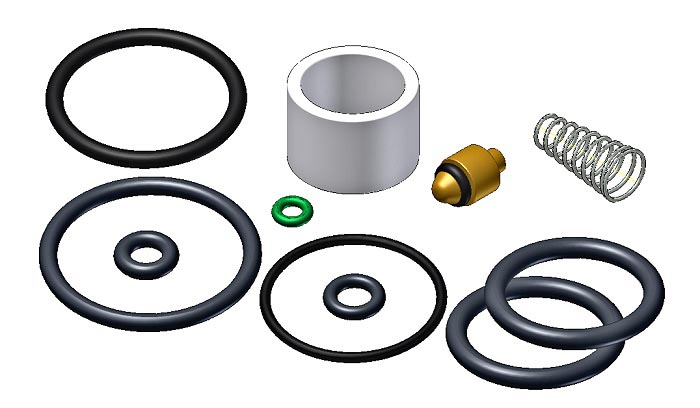 Hill MK4/MK5 Hand Pump Complete Seal Kit